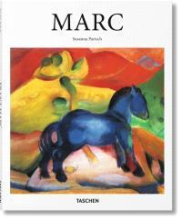 Franz Marc : 1880-1916 : précurseur de la peinture abstraite