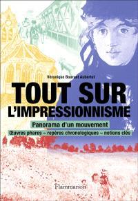 Tout sur l'impressionnisme : panorama d'un mouvement, oeuvres phares, repères chronologiques, notions clés