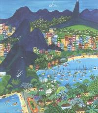 Bachianas brésiliennes, bacchanales brésiliennes : hommage au Museu international de arte naïf do Brasil, Rio de Janeiro : 24 juin-31 octobre