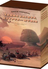 Terre sainte, Egypte et Nubie