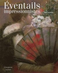 Eventails impressionnistes