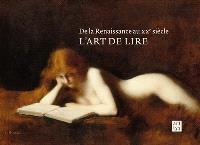 L'art de lire : de la Renaissance au XXe siècle