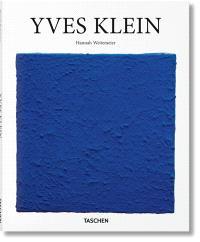 Yves Klein : 1928-1962 : international Klein Blue