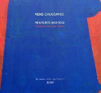 René Caussanel : peintures 2008-2009 : soixante-cinq vues d'alors