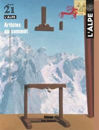 Alpe (L'). n° 21, Artistes au sommet