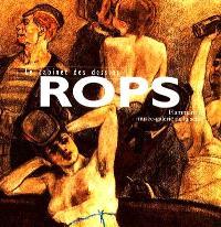 Félicien Rops : exposition du Musée-galerie de la Seita, du 21 octobre au 13 décembre 1998