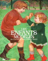Les enfants modèles : de Claude Renoir à Pierre Arditi : exposition, Paris, Musée de l'Orangerie, 24 novembre 2009-8 mars 2010