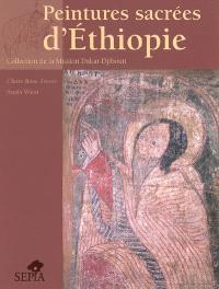 Peintures sacrées d'Ethiopie : collection de la Mission Dakar-Djibouti
