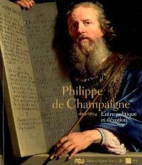 Philippe de Champaigne, 1602-1674 : entre politique et dévotion : exposition, Palais des beaux-arts, Lille, 27 avril-23 juillet 2007 ; Musée d'art et d'histoire, Genève, 20 septembre 2007-13 janvier 2008