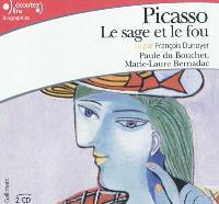 Picasso, le sage et le fou