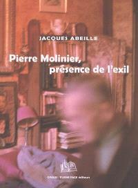 Pierre Molinier, présence de l'exil. Volume 1, Puissances tutélaires