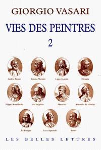 Vies des peintres. Volume 2