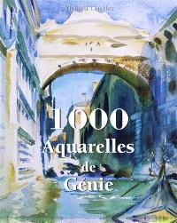 1.000 aquarelles de génie