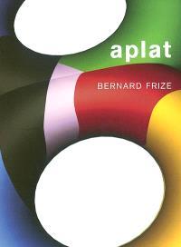 Aplat : Bernard Frize : exposition, Paris, Musée d'art moderne de la ville de Paris, 6 juin-28 septembre 2003