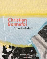 Christian Bonnefoi : l'apparition du visible
