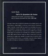 Dali et le dynamisme des formes : l'élaboration de l'activité paranoïaque-critique dans le contexte socioculturel des années 1920-1930