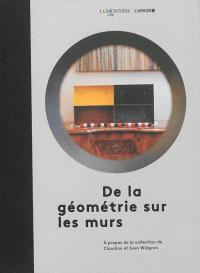 De la géométrie sur les murs : à propos de la collection de Claudine et Sven Widgren