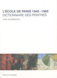 Dictionnaire des peintres de l'école de Paris
