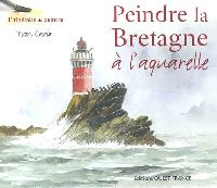 Peindre la Bretagne à l'aquarelle