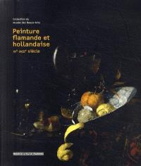 Peinture flamande et hollandaise : XVe-XVIIIe siècle