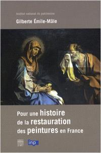 Pour une histoire de la restauration de peintures en France : décors peints du château d'Ancy-le-Franc