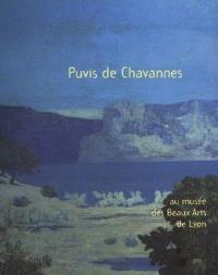 Puvis de Chavannes au musée des beaux-arts de Lyon