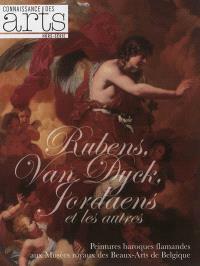 Rubens, Van Dyck, Jordaens et les autres : peintures baroques flamandes aux Musées royaux des beaux-arts de Belgique