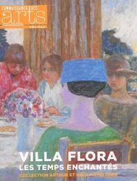 Villa Flora : les temps enchantés : collection Arthur et Hedy Hahnloser