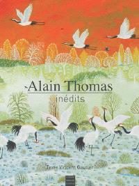 Alain Thomas, inédits