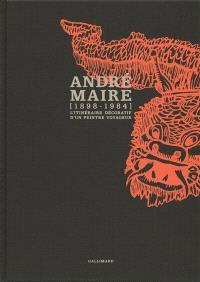 André Maire (1898-1984) : l'itinéraire décoratif d'un peintre voyageur