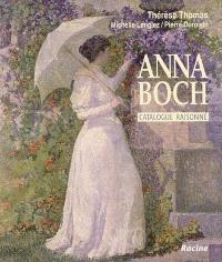 Anna Boch : catalogue raisonné