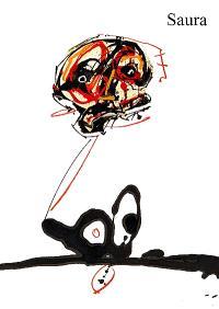 Antonio Saura : oeuvres sur papier
