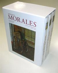 Armando Morales : monographie et catalogue raisonné