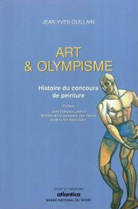 Art et olympisme : histoire du concours de peinture