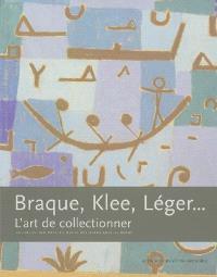 Braque, Klee, Léger... l'art de collectionner : la collection Rupf du Musée des beaux-arts de Berne