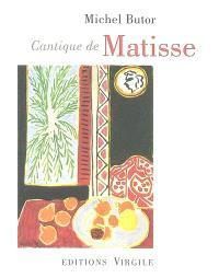 Cantique de Matisse