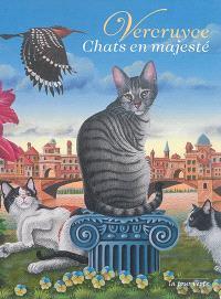Chats en majesté