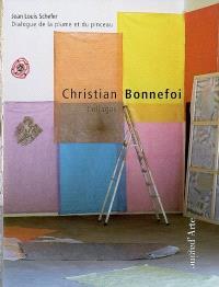 Christian Bonnefoi : dialogue de la plume et du pinceau