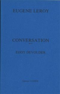 Conversation avec Eddy Devolder