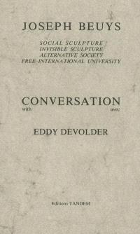 Conversation avec Joseph Beuys