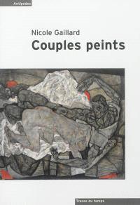 Couples peints : esthétique de la réception et peinture figurative