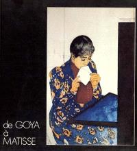 De Goya à Matisse : estampes de la collection Jacques Doucet, Bibliothèque d'art et d'archéologie, Paris
