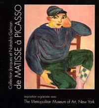 De Matisse à Picasso : collection Jacques et Natasha Gelman