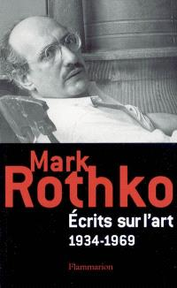 Ecrits sur l'art, 1934-1969