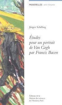 Etudes pour un portrait de Van Gogh par Francis Bacon