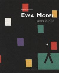 Evsa Model : peintre américain