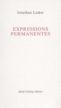 Expressions permanentes