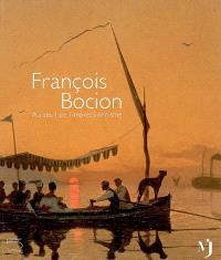François Bocion : au seuil de l'impressionnisme
