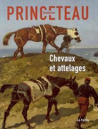 Gentleman Princeteau, Chevaux et attelages : Musée des beaux-arts de Libourne, chapelle du Carmel, du 15 juin au 29 septembre 2007
