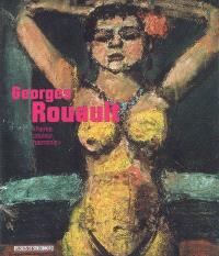 Georges Rouault : forme, couleur, harmonie